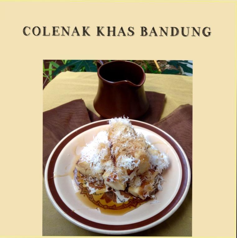 Resep Colenak Khas Bandung