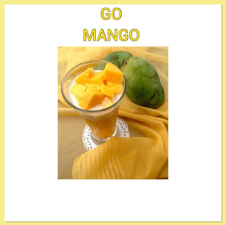 Resep Go Mango