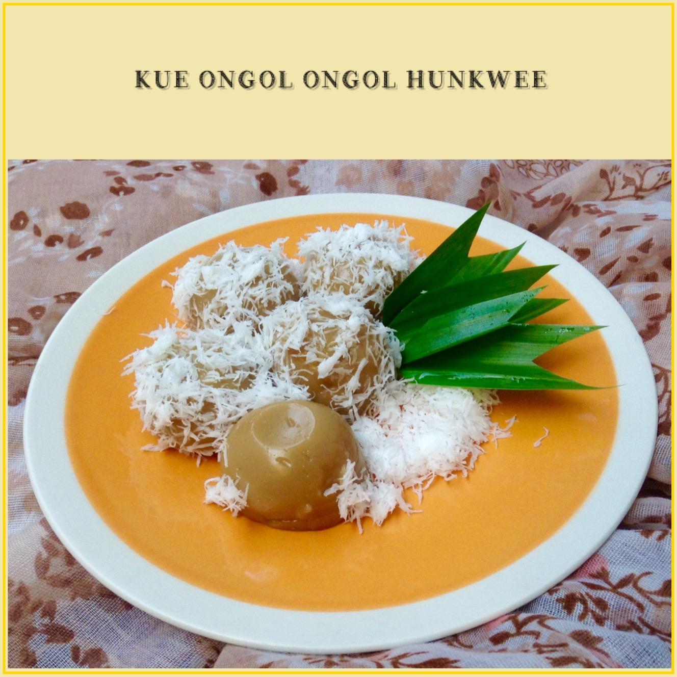 Resep Kue Ongol Ongol Hunkwee