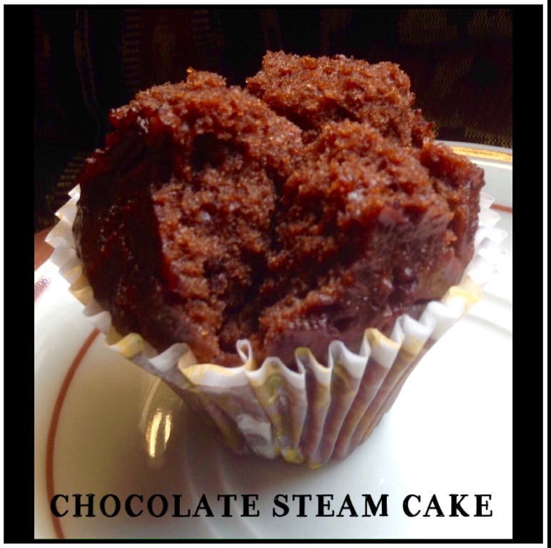 Resep Eggless Chocolate Steam Cake