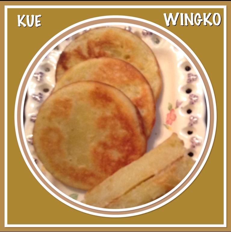 Resep Kue Wingko