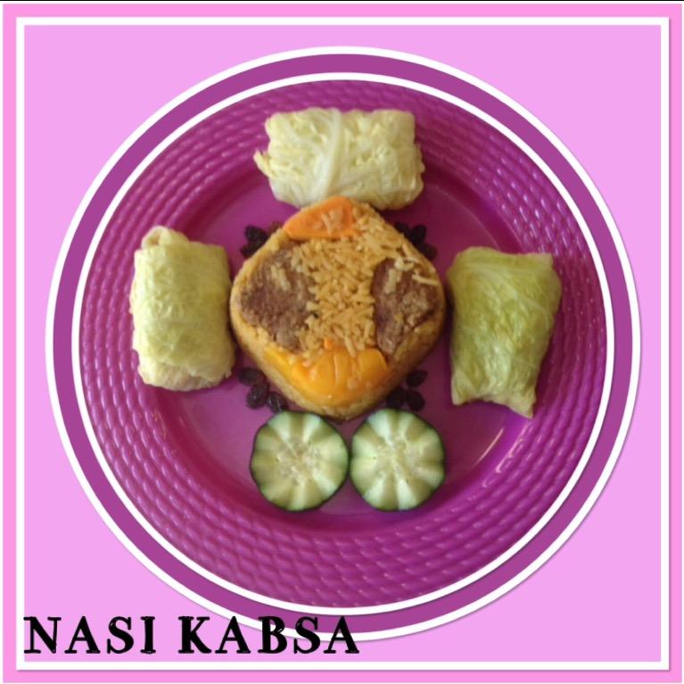 Resep Nasi Kabsa