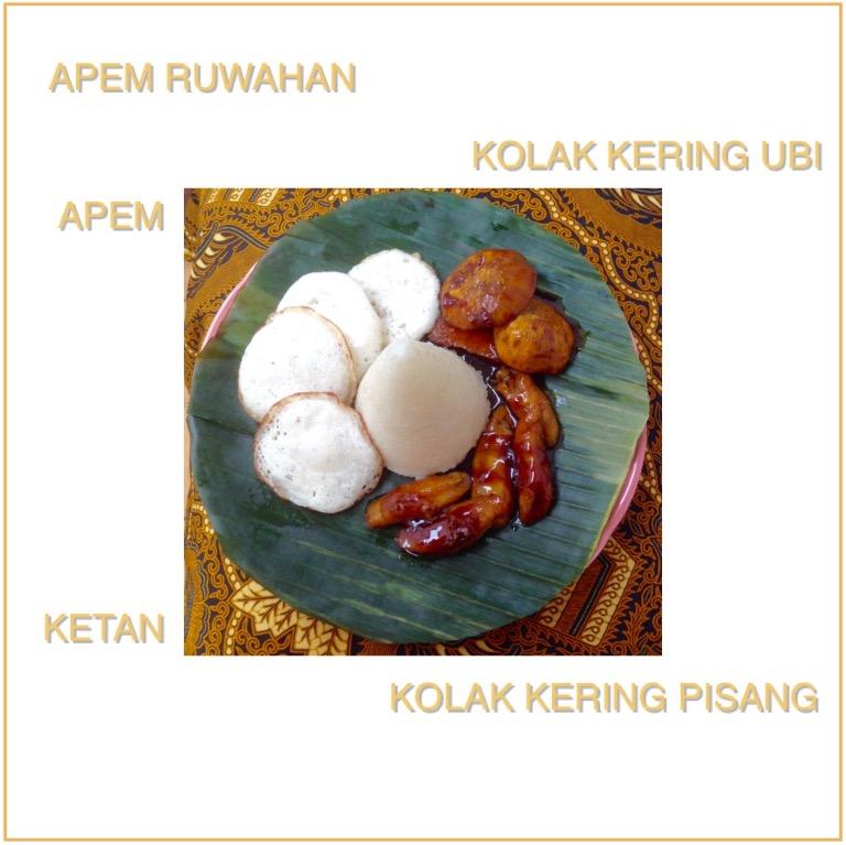Resep Apem Ruwahan