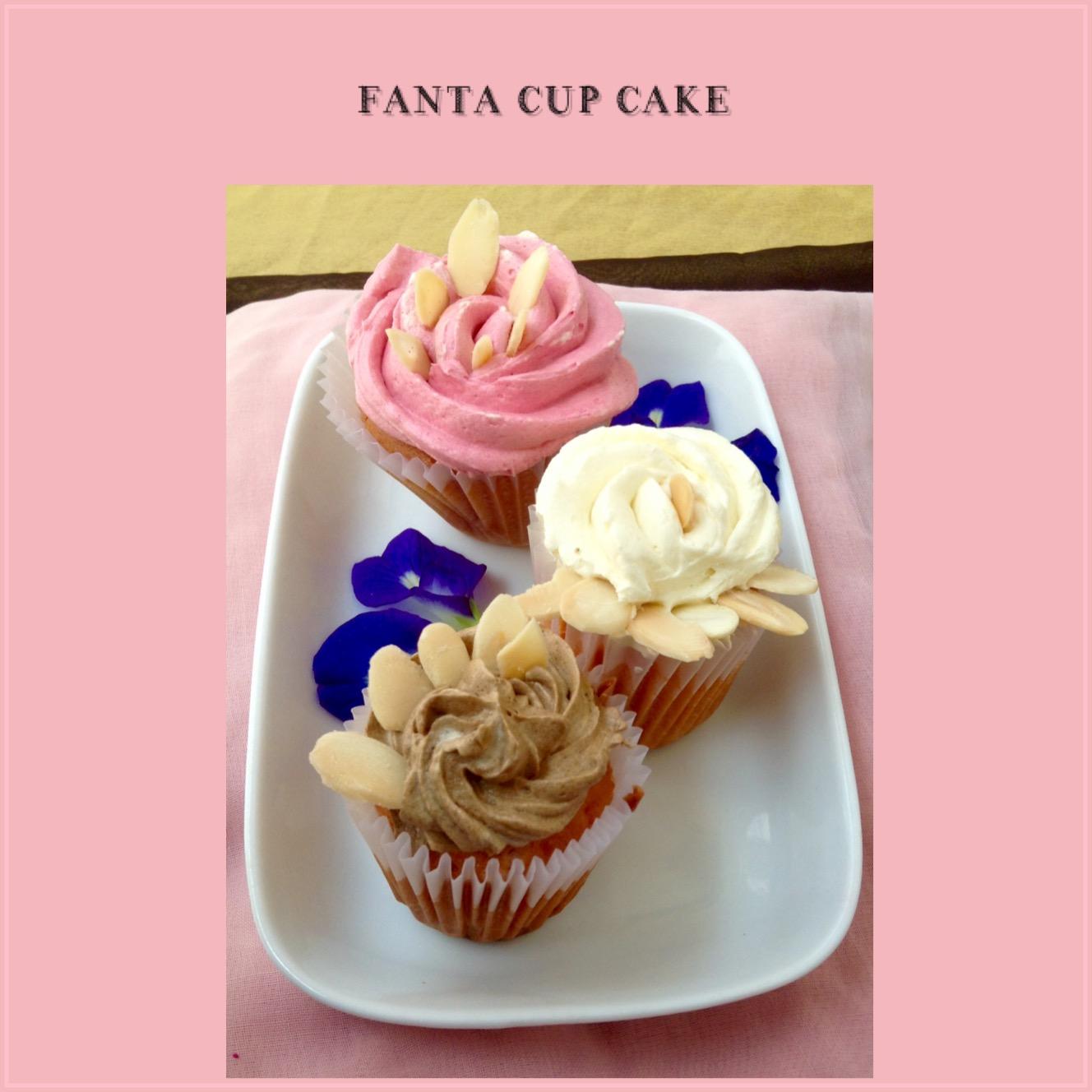 Resep Fanta Cupcake