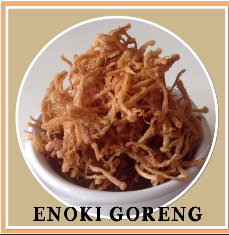 Resep Enoki Goreng