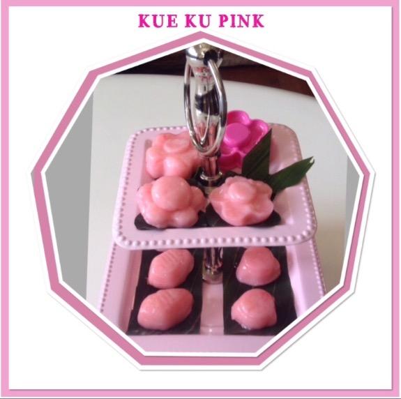 Resep Kue Ku Pink