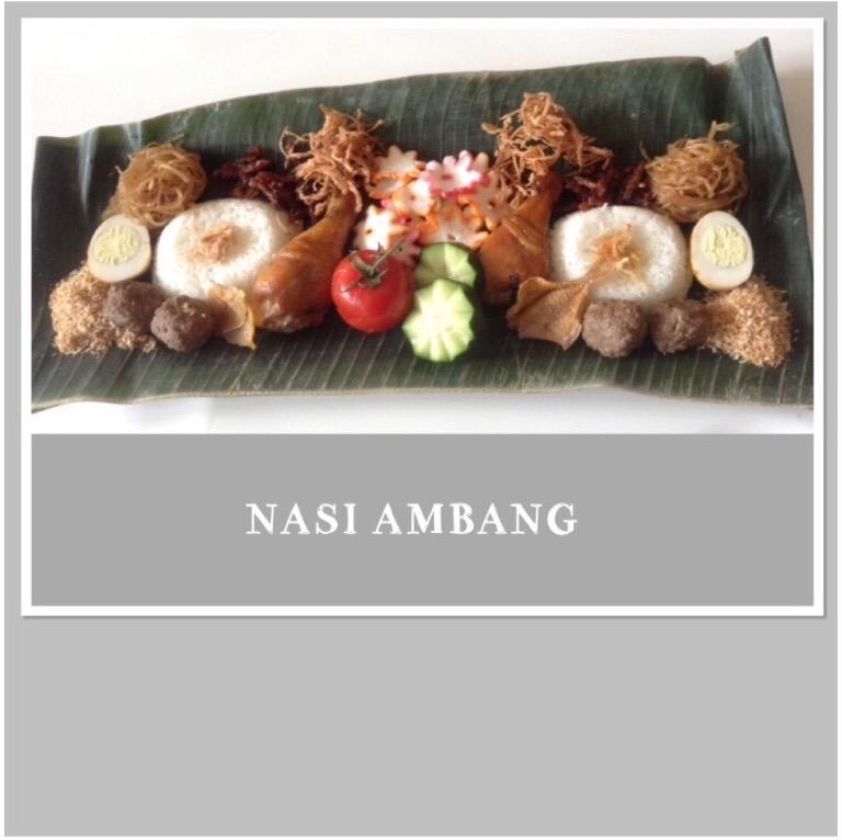 Resep Nasi Ambang