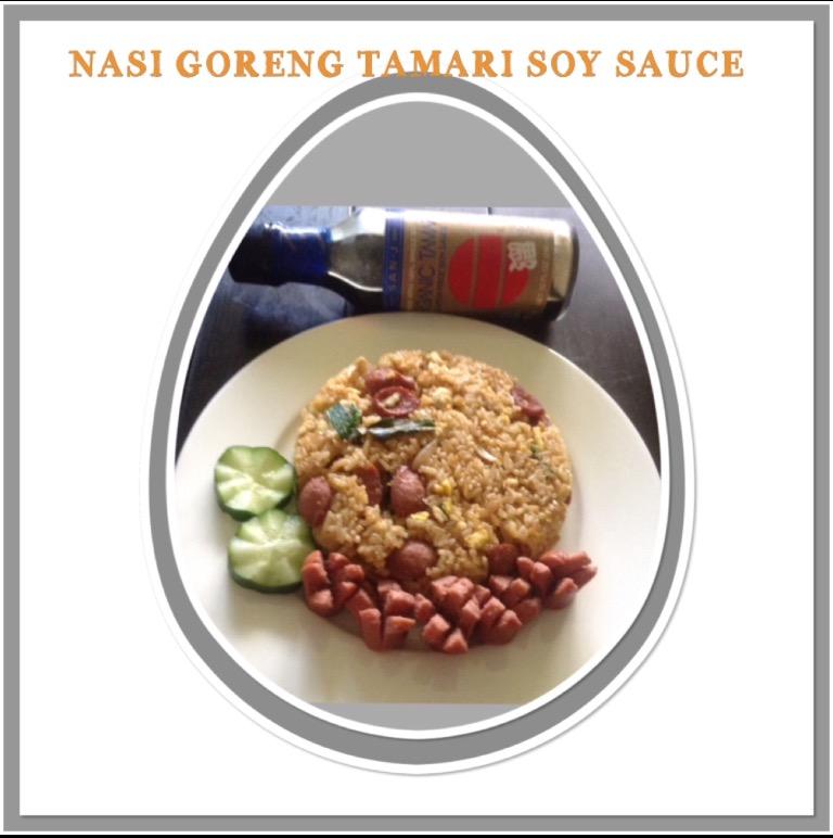 Resep Nasi Goreng Tamari Soy Sauce
