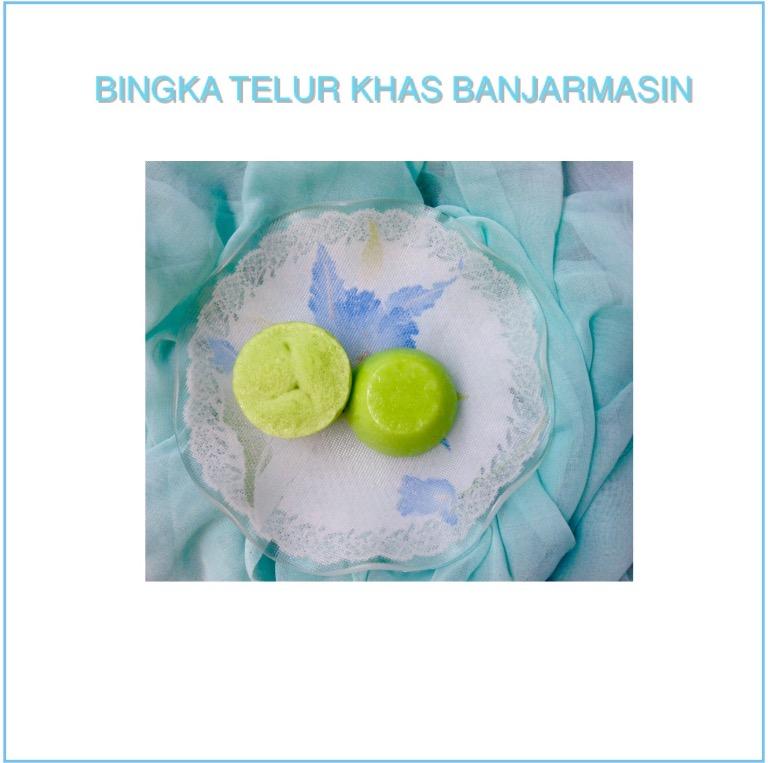 Resep Bingka Telur Khas Banjarmasin