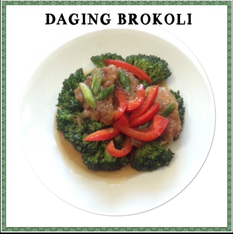 Resep Daging Brokoli