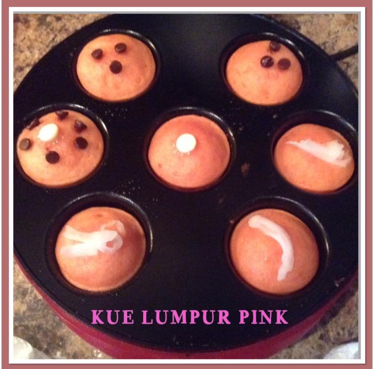 Resep Kue Lumpur Pink