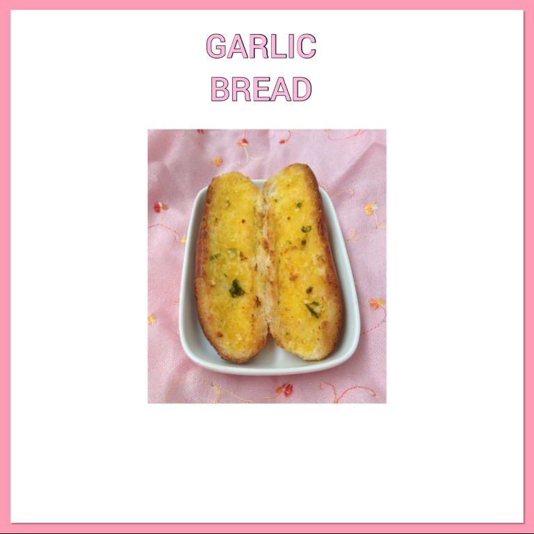 Resep Garlic Bread
