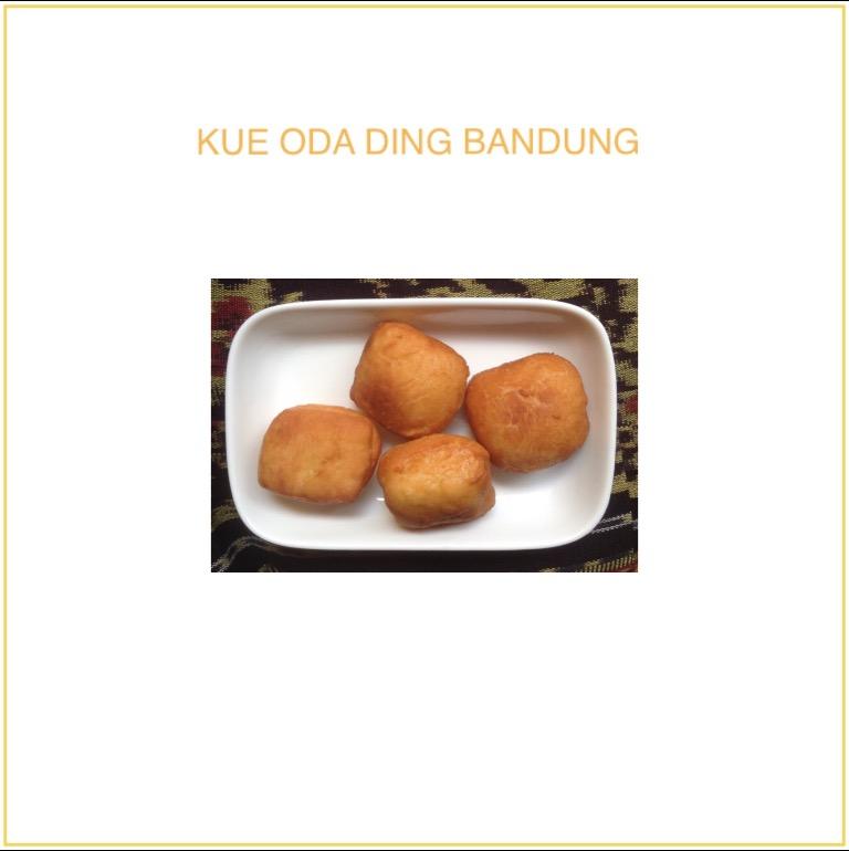 Resep Kue Odading Khas Bandung