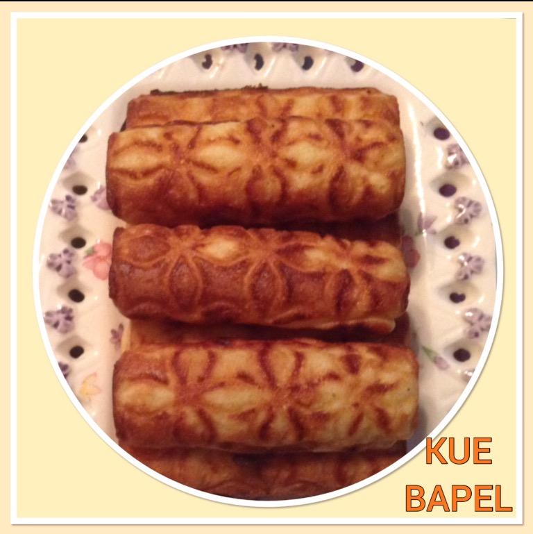 Resep Kue Bapel