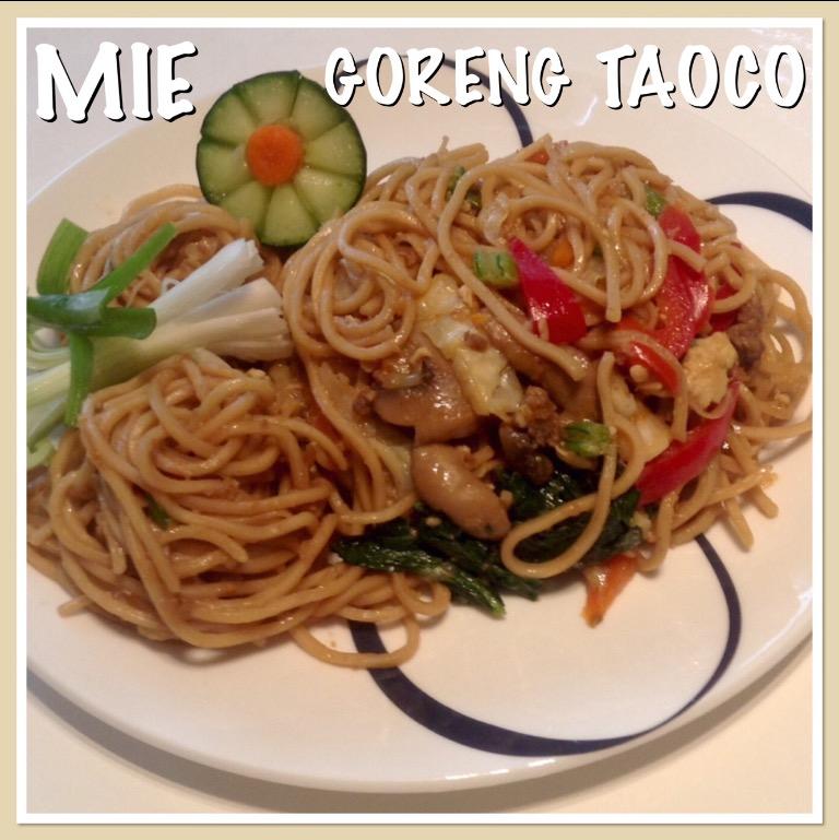 Resep Mie Goreng Tauco