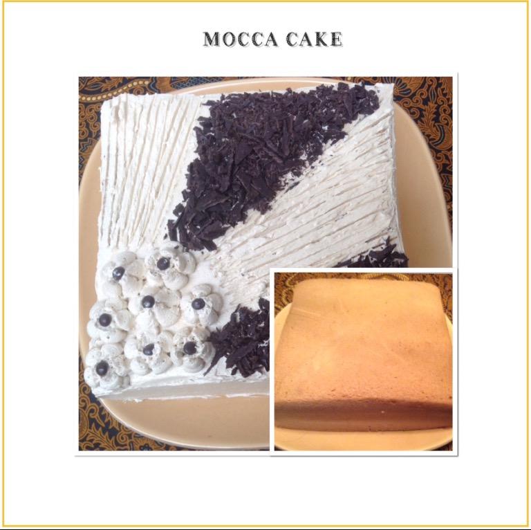 Resep Mocca Cake