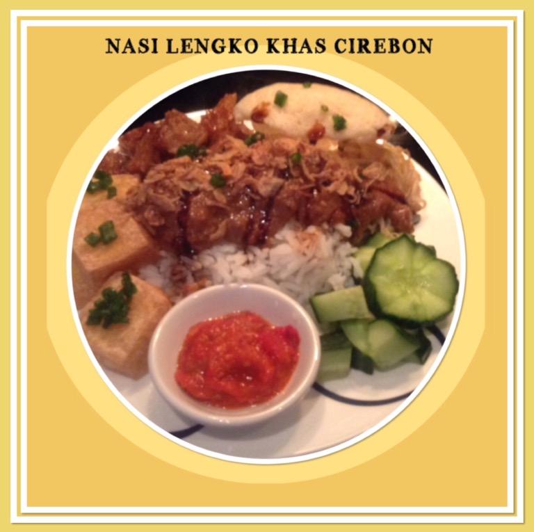 Resep Nasi Lengko Khas Cirebon