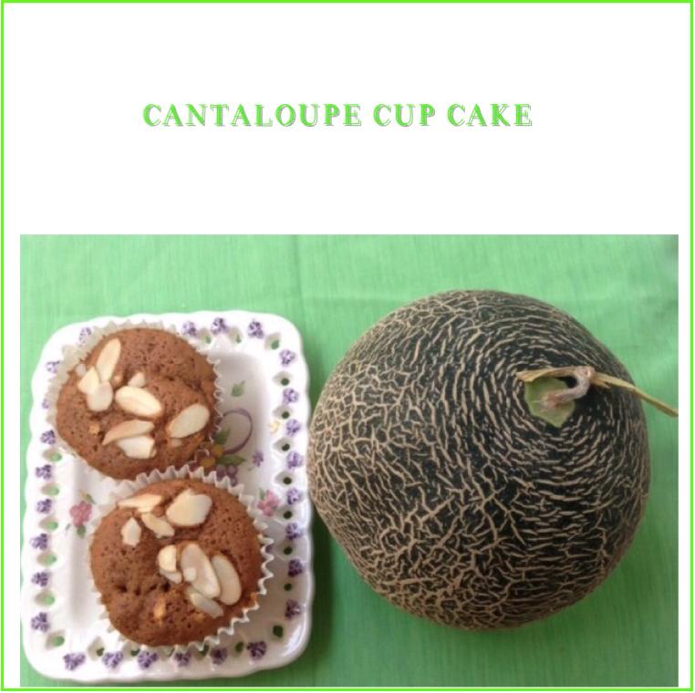 Resep Cantaloupe Cupcake