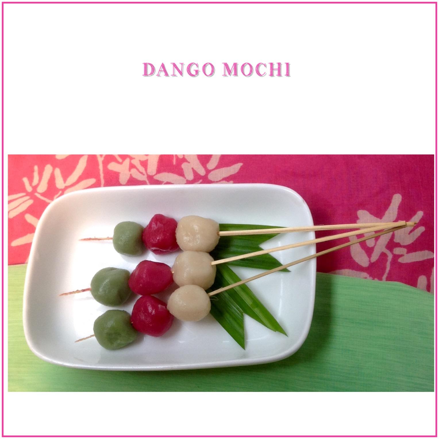 Resep Dango Mochi