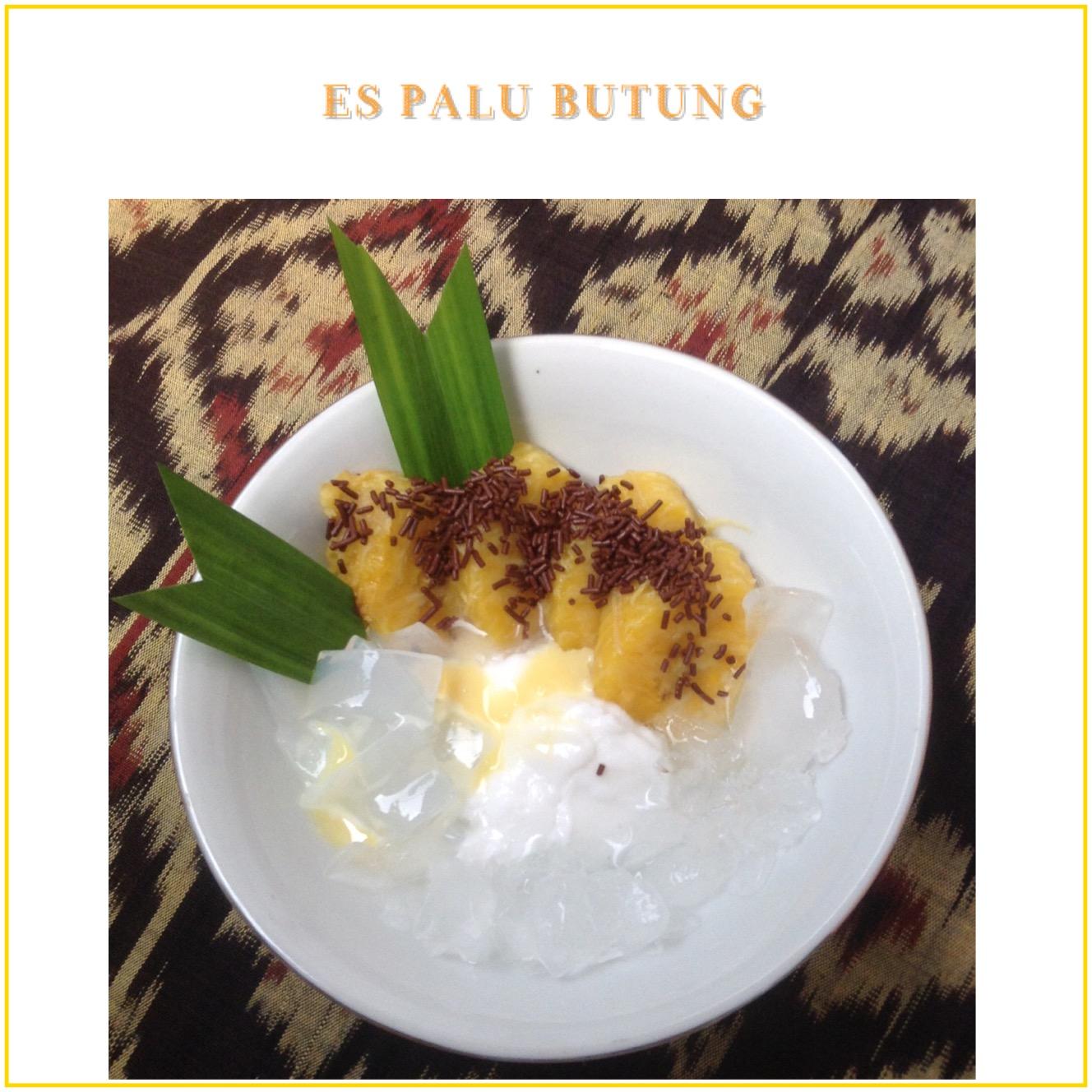 Resep Es Palu Butung