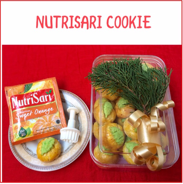 Resep Nutrisari Cookie
