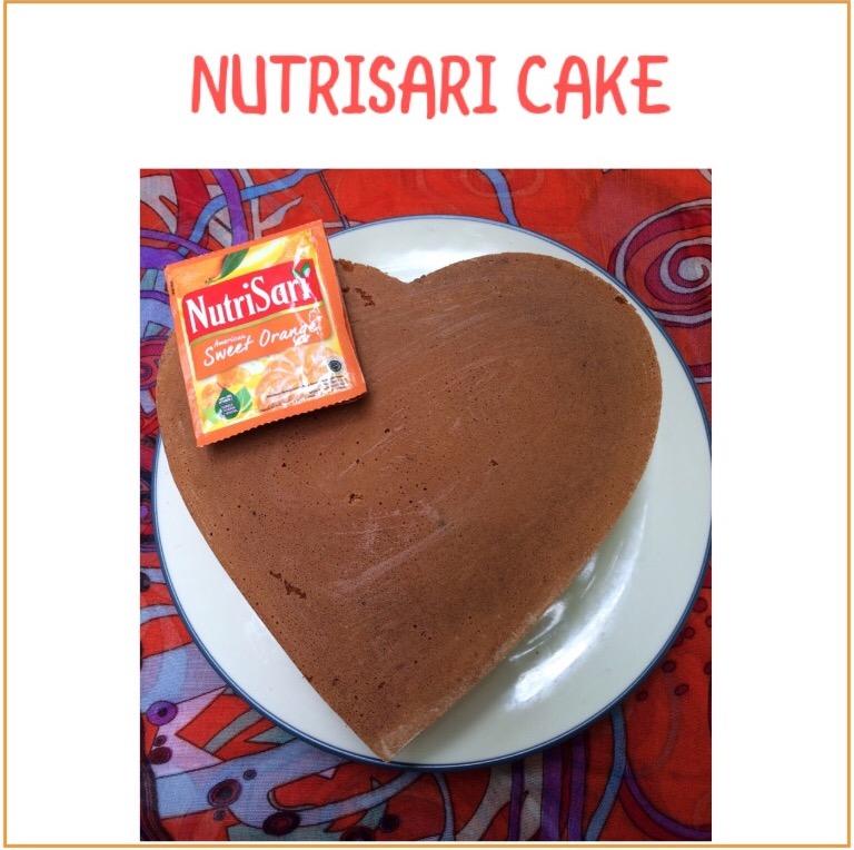 Resep Nutrisari Cake