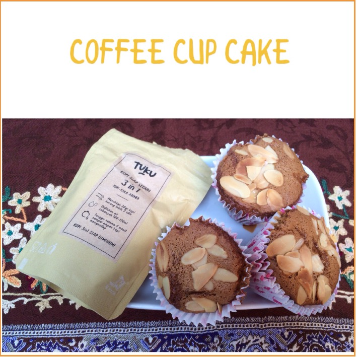 Resep Coffee Cupcake