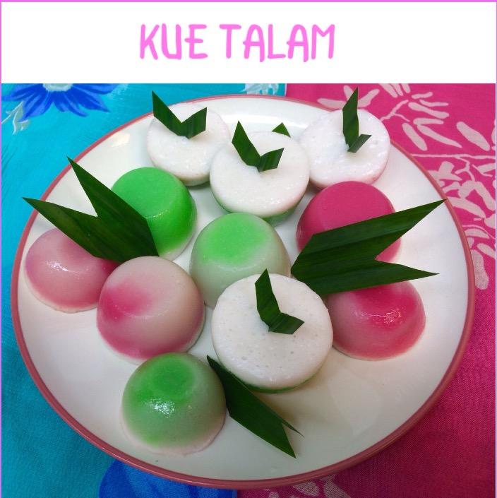 Resep Kue Talam