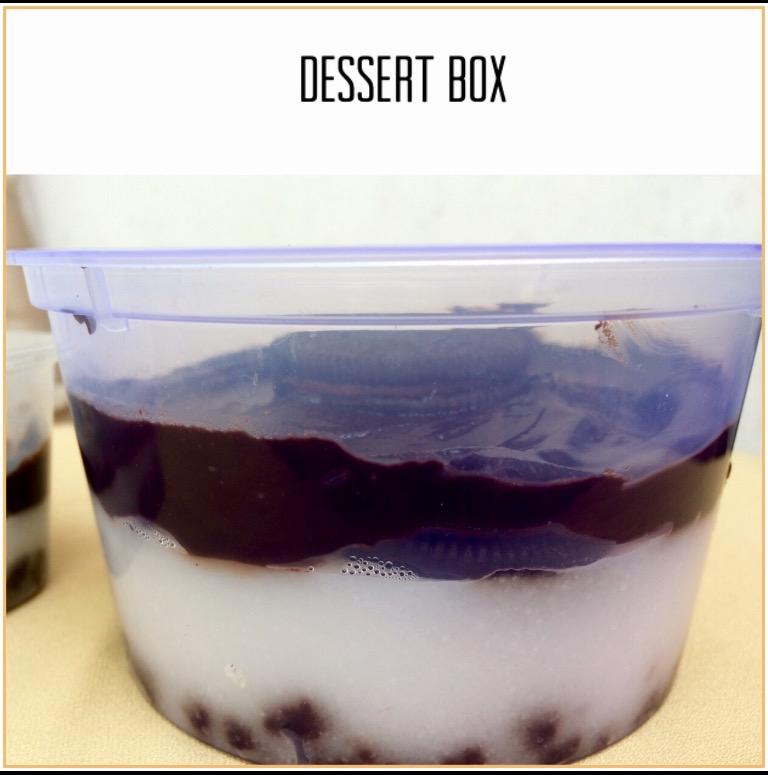 Resep Dessert Box