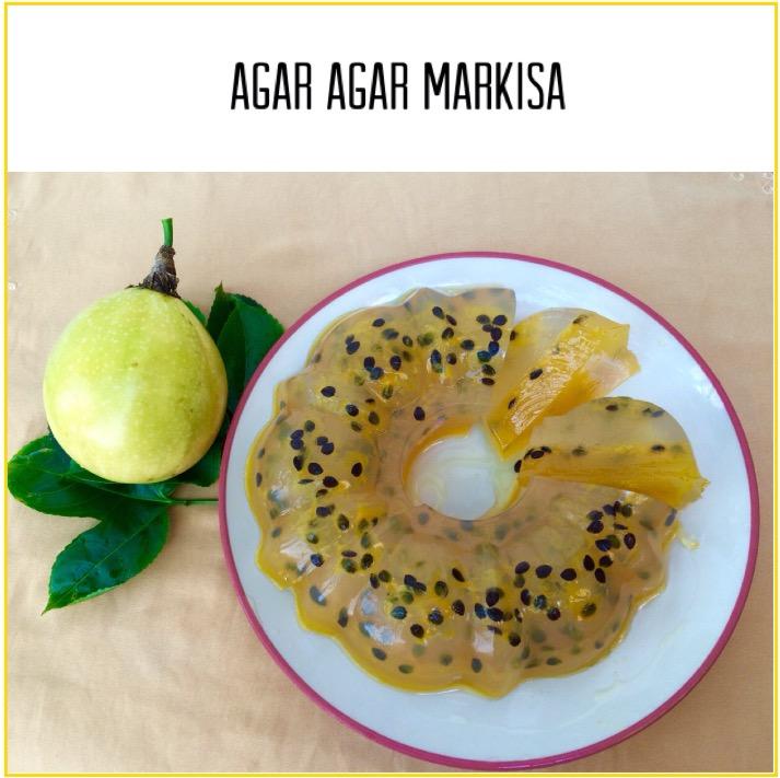 Resep Agar Agar Markisa