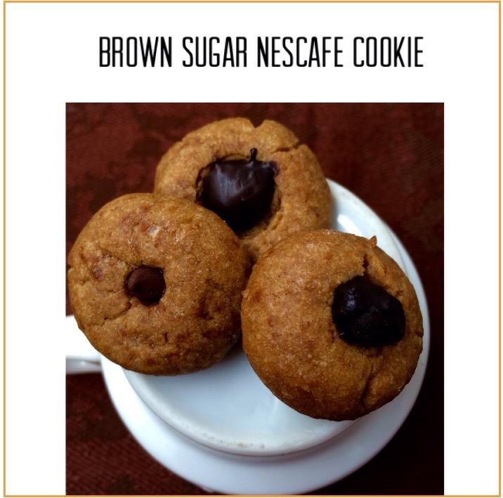 Resep Brown Sugar Nescafe Cookie