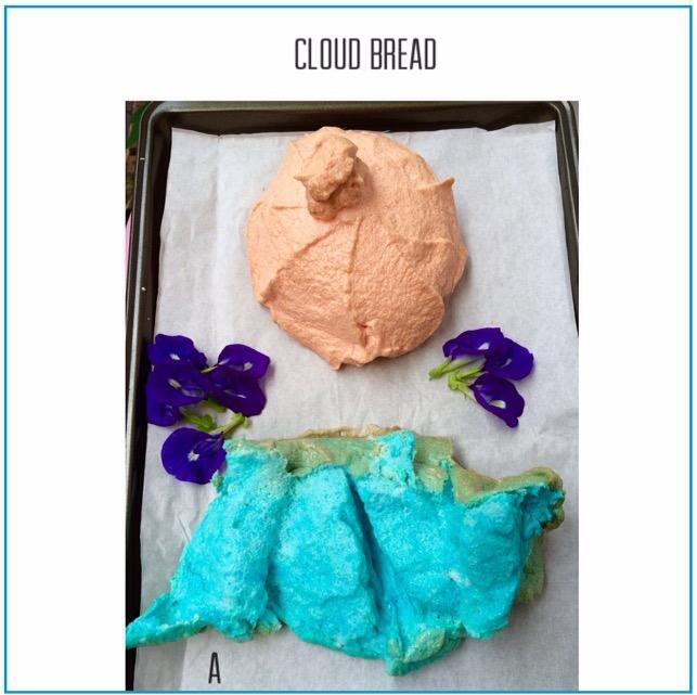 Resep Cloud Bread