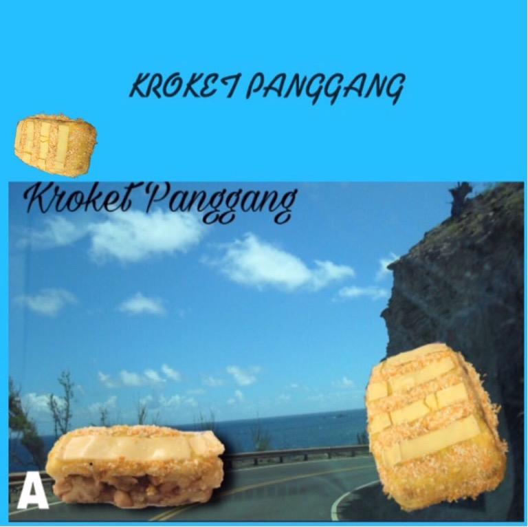 Resep Kroket Panggang