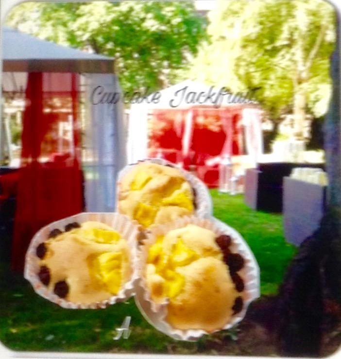 Resep Cupcake Jackfruit