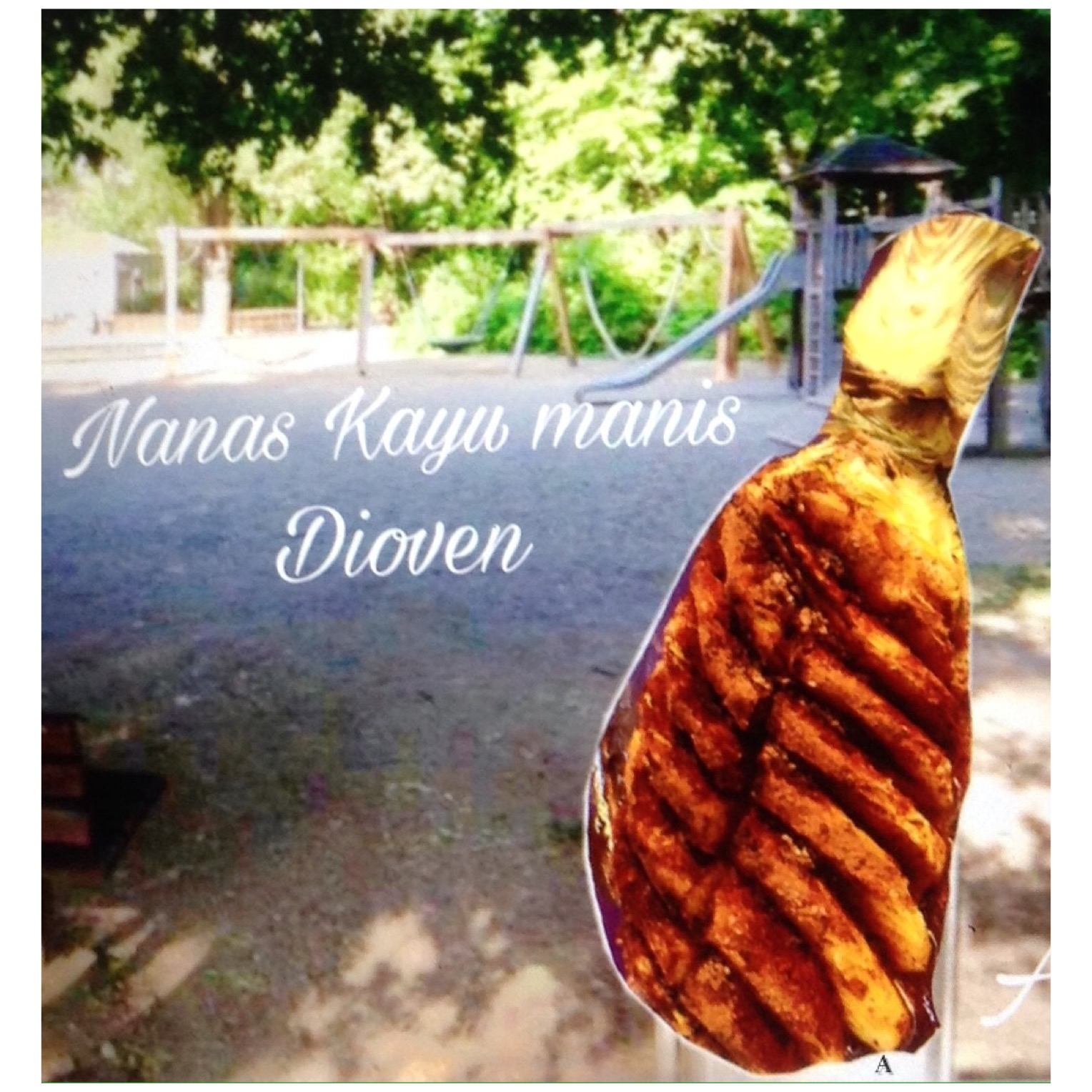 Resep Nanas Kayu manis Dioven