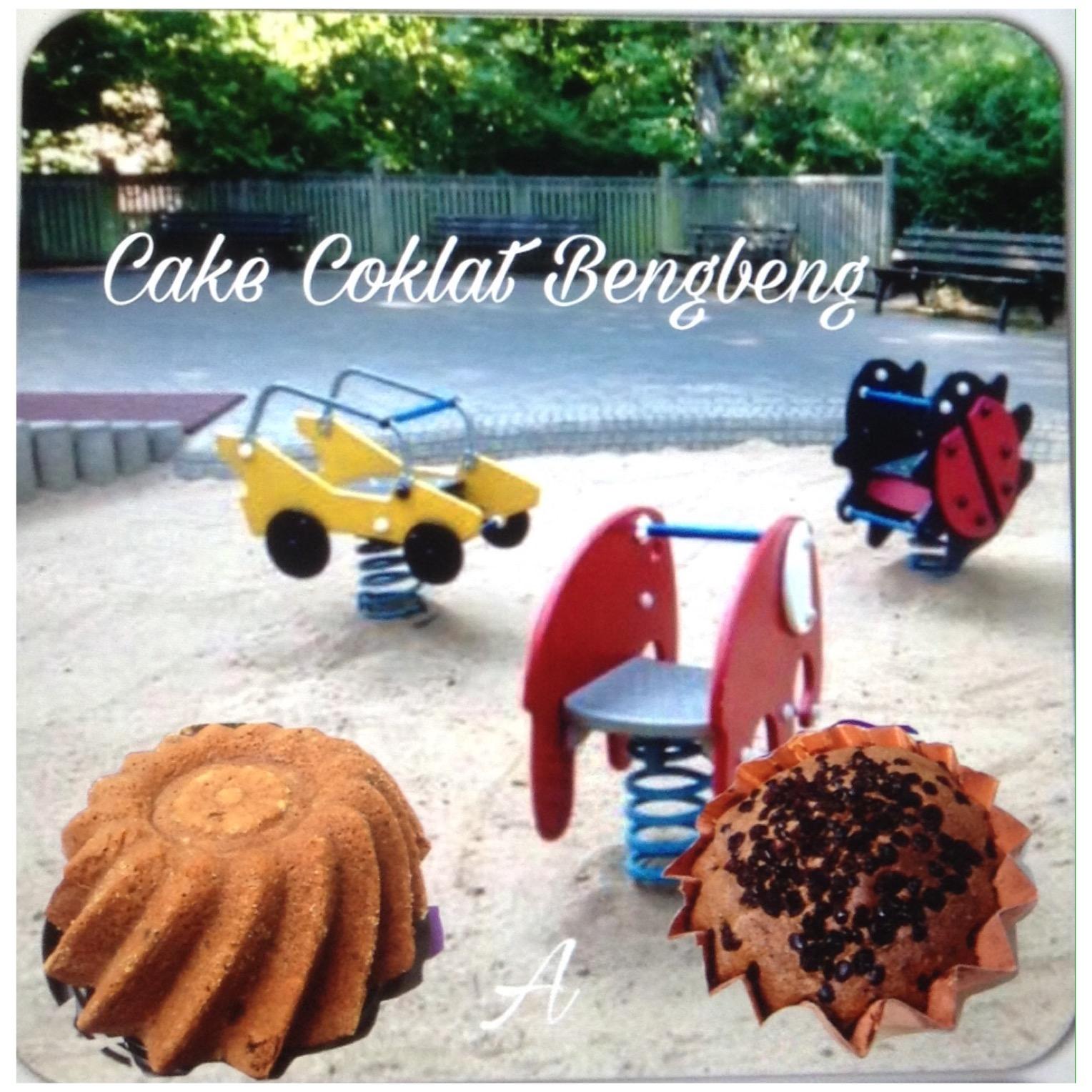 Resep Cake Coklat Bengbeng