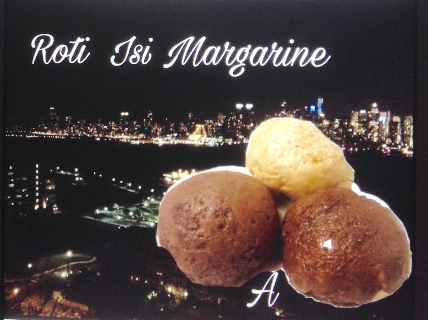 Resep Roti Isi Margarine