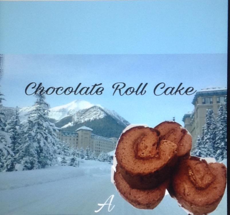 Resep Chocolate Roll