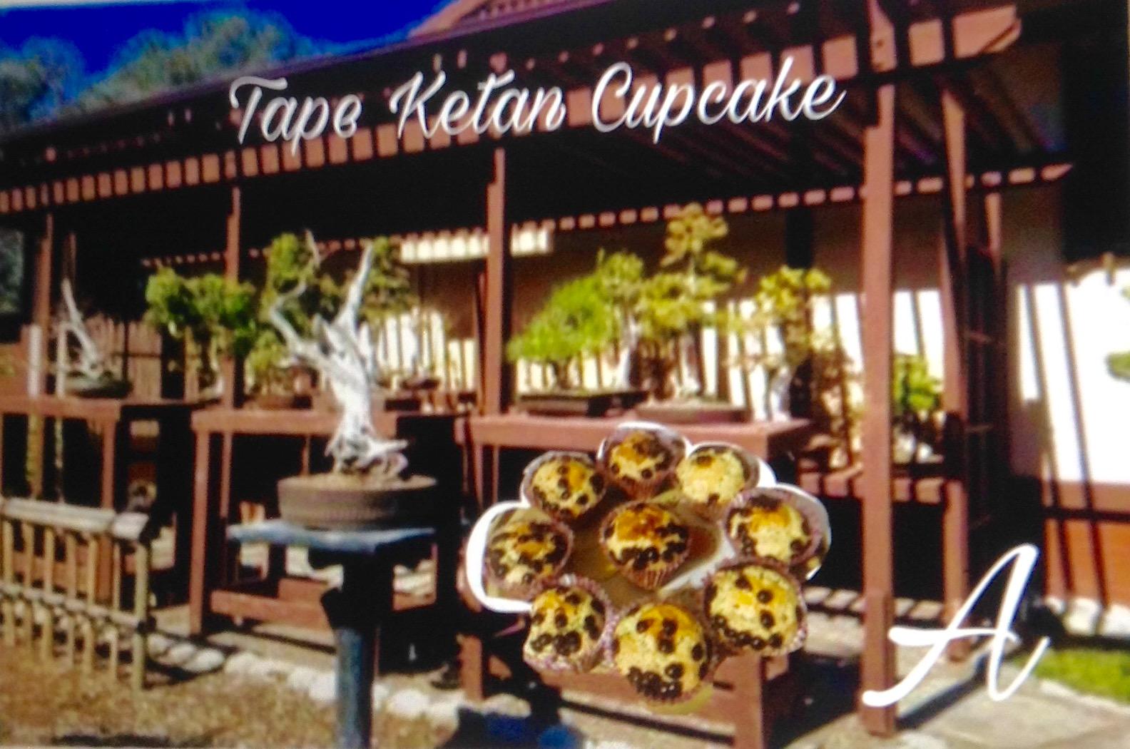 Resep Tape Ketan Cupcake