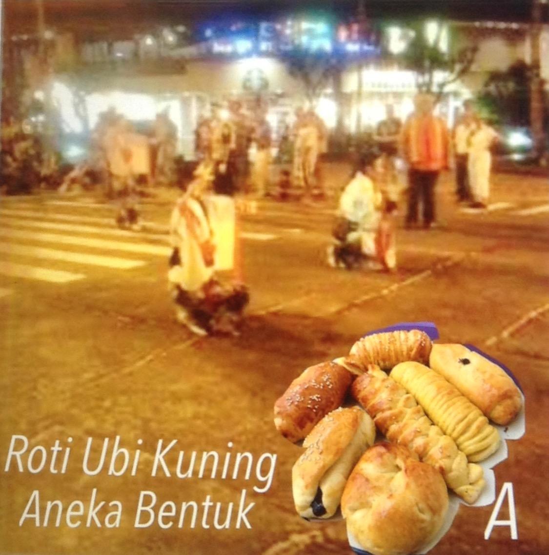 Resep Roti Ubi Kuning Aneka Bentuk
