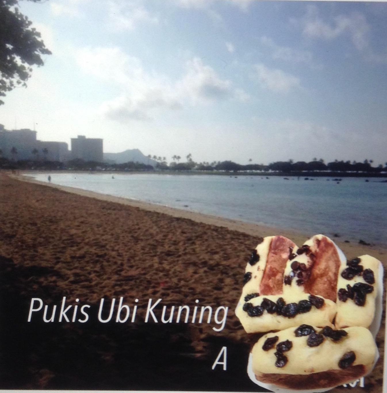Resep Pukis Ubi Kuning