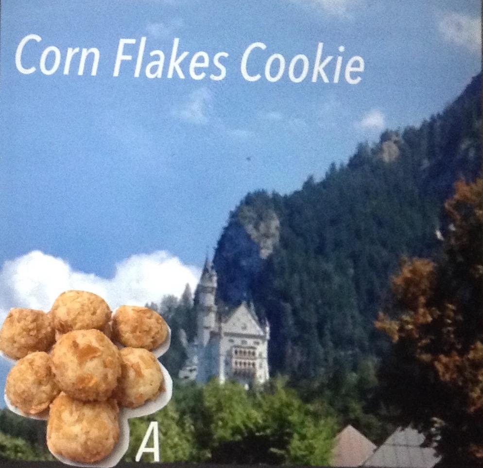 Resep Corn Flakes Cookie
